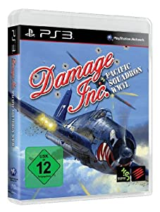 Damage Inc. - Pacific Squadron WWII - [PlayStation 3]