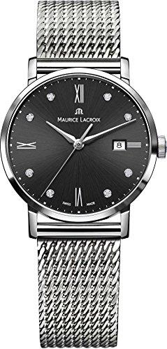 Maurice Lacroix Eliros EL1084-SS002-350-1 Reloj de Pulsera para mujeres Plano & ligero
