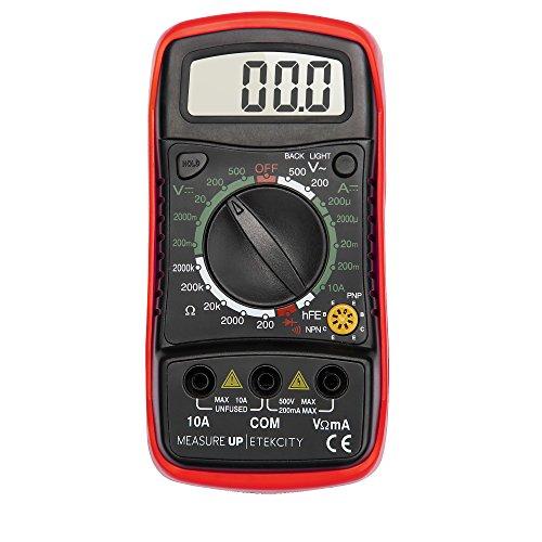 Etekcity-Digital-Multimeter-Battery-Tester-with-hFE