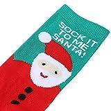 HSELL-6-Pairs-Womens-Christmas-Holiday-Casual-Socks-Long-Thin-Cotton-Bed-Socks