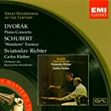 Dvorak: Piano Concerto in C Major / Schubert: Fantasy D.760 Wanderer