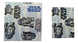 Checkbook/Debit Covers Handmade 2016/2017 Variety Patterns (Blue White R2D2 (Patterns May Vary))