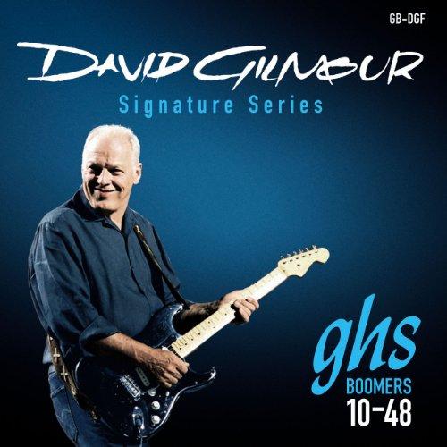 GHS David Gilmour Signature Blue Set Electric