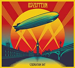 Celebration Day (2 CD + Blu Ray Digipack Format CD)