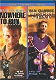 Nowhere to Run / Desert Heat (Two-pack)
