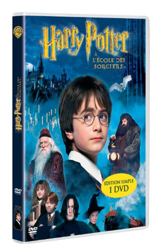 Harry Potter (Films) (1) : Harry Potter à l'école des sorciers