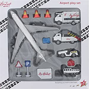 Hamleys Airport Set, Multi Color