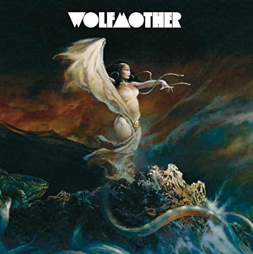 Original album cover of Wolfmother by Wolfmother