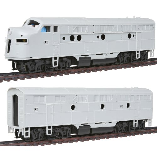 PROTO 2000 HO Scale Diesel EMD F3A-B Set Powered with Sound and DCC 920-41226