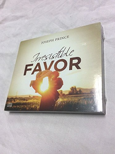 irresistible favor by joseph prince audio cd