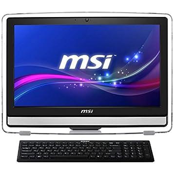 "MSI AE222-283XEU Ordinateur de bureau Tout-en-Un Non tactile 21""(53,34 cm) Blanc (Intel Celeron, 4 Go de RAM, 500 Go, Intel HD Graphics)"