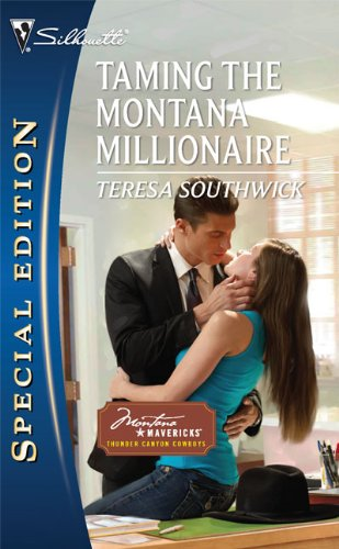 Image of Taming the Montana Millionaire (Silhouette Special Edition)
