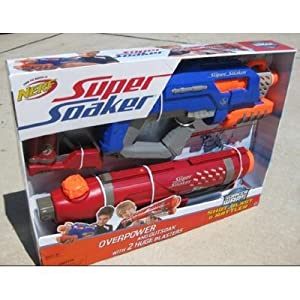 Nerf Super Soaker Two Pack Shot Blaster and Rattler