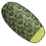 Gelert Kids Childrens Girls Sleeping Bag Sleep Pod Junior Outdoor Camping Travel Green One Size