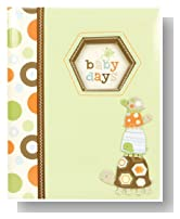 Carter's Bound Keepsake Memory Book of Baby's First 5 Years, Laguna