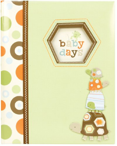 Carter's Bound Keepsake Memory Book of Baby's