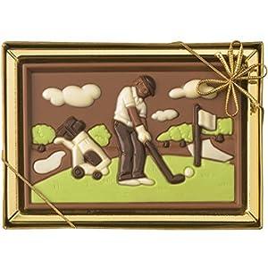 Weibler Schokoladen Motiv Golf