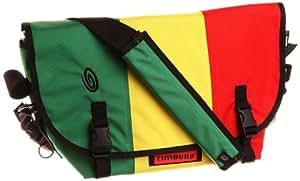 Timbuk2 Classic Messenger Bag 2013 (Emerald/Reso Yellow/Bixi Red, Small)
