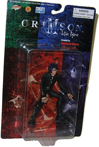 Crimson Action Figure Alex - 1