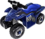 Yamaha Kids YFZ450R ATV 6V Battery Powered Ride-On Quad, Blue
