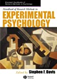 img - for Handbook of Research Methods in Experimental Psychology book / textbook / text book