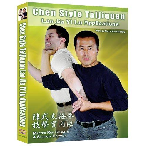 Chen Taijiquan Lao Jia Yi Lu Applications