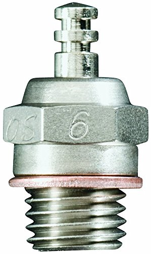 OS Engines 71605300 #6 A3 Glow Hot Plug - 1