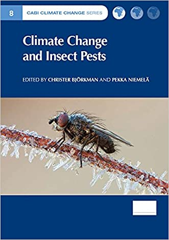 Climate Change and Insect Pests (CABI Climate Change Series)