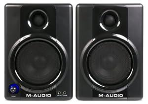 M-Audio Studiophile AV 40 Active Studio Monitor Speakers by M-Audio