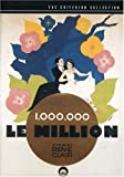 echange, troc Le Million - Criterion Collection [Import USA Zone 1]