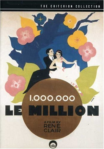 Cover art for  Le Million (The Criterion Collection)
