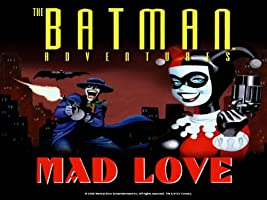 Batman Adventures: Mad Love Motion Comics