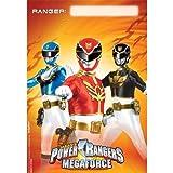 Power Rangers Megaforce Loot Bags 8ct