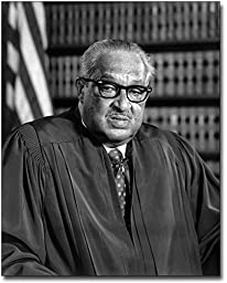 Thurgood Marshall Supreme Court Justice 8x10 Silver Halide Photo Print