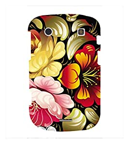 Fuson Premium D13307 Printed Hard Plastic Back Case Cover for BlackBerry Bold Touch 9930