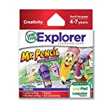 LeapFrog Explorer Learning Game: Mr. Pencil Saves Doodleburg (works with LeapPad & Leapster Explorer)