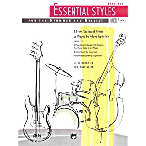 Essential Styles for the Drummer and Bassist - Houghton