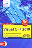 Visual C++ 2010 - inkl. DVD: Der schnelle und einfache Einstieg in die Windows-Programmierung (jetzt lerne ich)