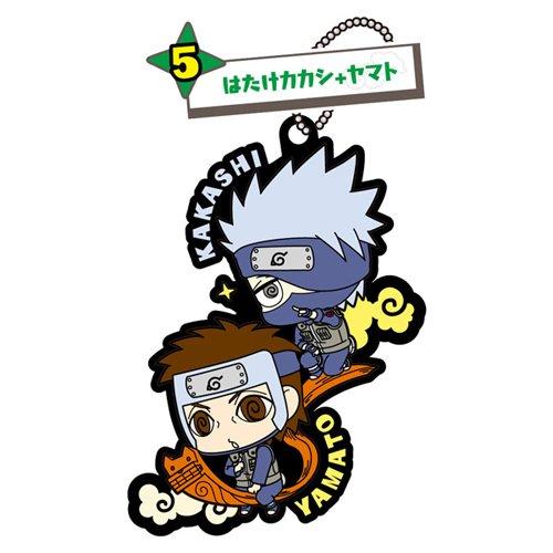 NARUTO-ナルト-疾風伝 ナルトと木ノ葉の仲間たちだってばよ! はたけカカシ+ヤマト 単品