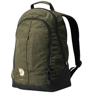 Fjallraven Packer Daypack, Dark Olive