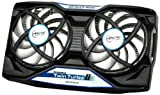 ARCTIC Accelero Twin Turbo II VGA Cooler - nVidia & AMD, Dual Quiet 92mm PWM Fans, SLI/CrossFire