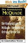 Der Kopfgeldj�ger 78: McQuade - f�r R...