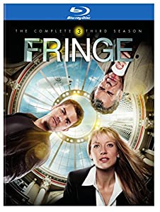 Fringe: Season 3 [Blu-ray]