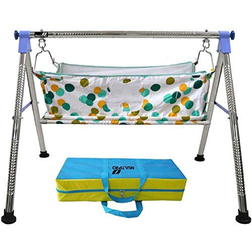 Multipro Indian Ghodiyu Style Cradle Baby Quick Set Up For New