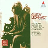 The Gustav Leonhardt Edition Vol. 8 (Rameau: Pieces de clavecin en concert)von &#34;Brggen&#34;