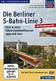 DVD Die Berliner S-Bahn-Linie 3