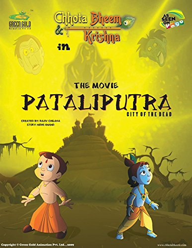 Chhota Bheem & Krishna in the Movie Pataliputra - City of the Dead: 3