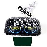 FidgetFidget Backlight Slope Meter Car Level Wave Instrument 2-barreled Inclinometer Balancer