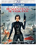 Resident Evil: Retribution 3D (Two-Disc Combo: Blu-ray + UltraViolet Digital Copy)