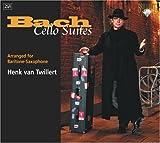 バッハ:バリトンサックスによる無伴奏チェロ組曲(2枚組)